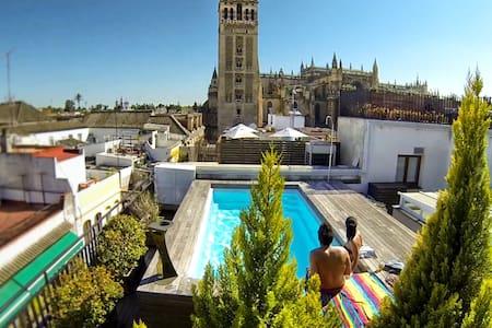 Superbe appartement.Piscine.WIFI - Sevilla
