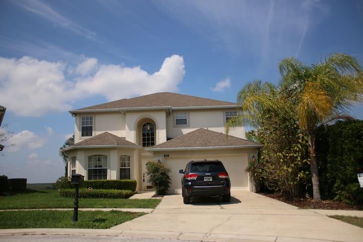 5 BR vacation home near Disney - Davenport - Rumah