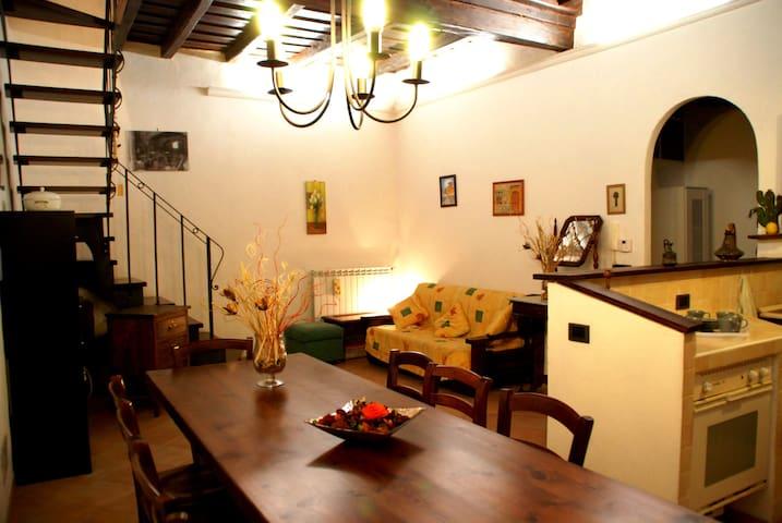 casa vacanze, La Locanda dei Lante - Viterbo