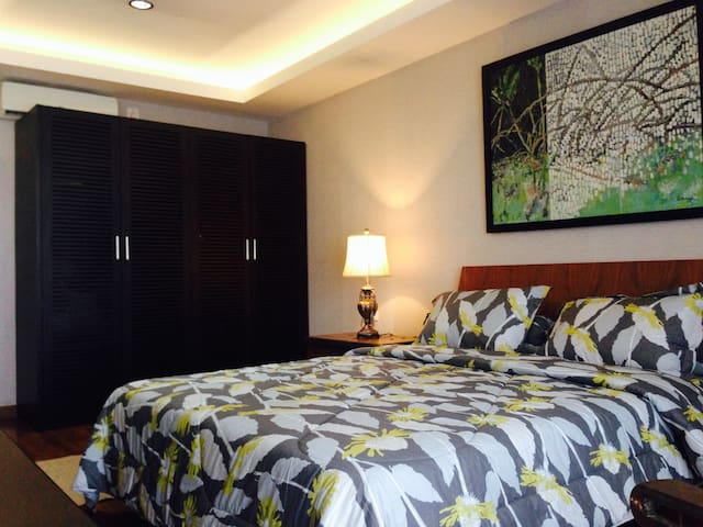 A New Home with an Ethnic Touch - South Jakarta