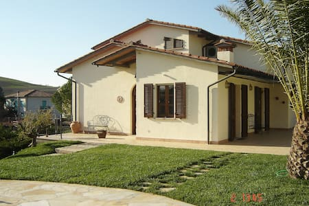 Bed & Breakfast Toscane - Olivo - Saline di Volterra - Penzion (B&B)
