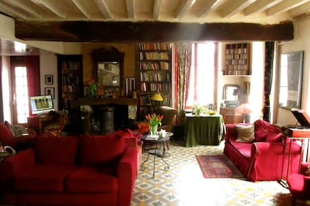 Chambres d'art - Treigny - Bed & Breakfast