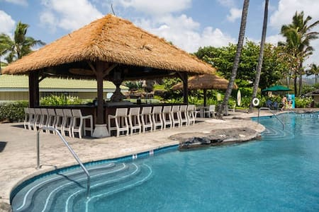 Reduced! Special deal $109  free wifi & resort fee - Lihue - Huoneisto