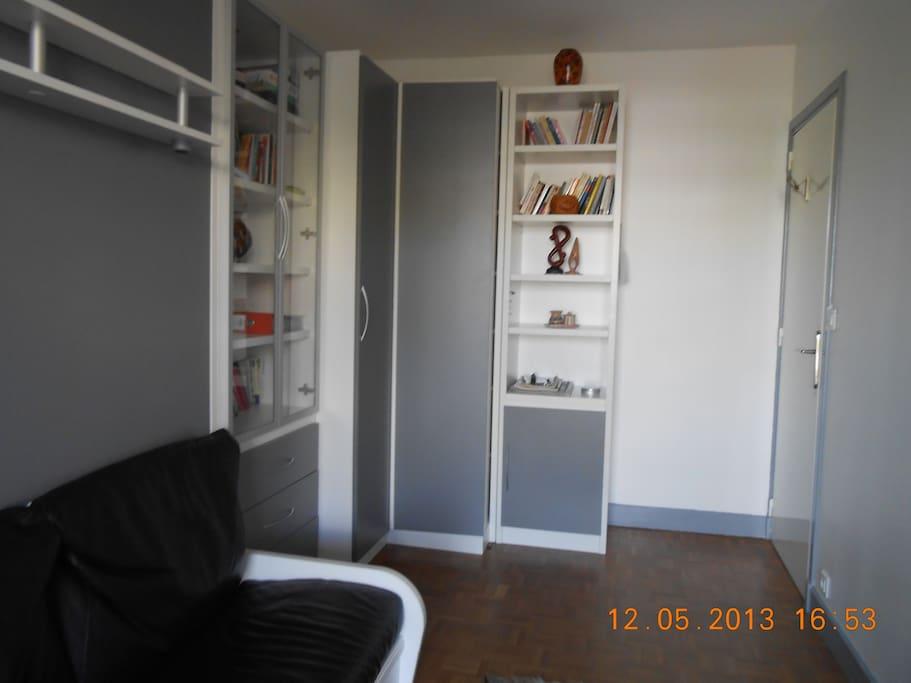 Chambre chez l 39 habitant appartements louer boulogne - Chambre chez l habitant ile de france ...