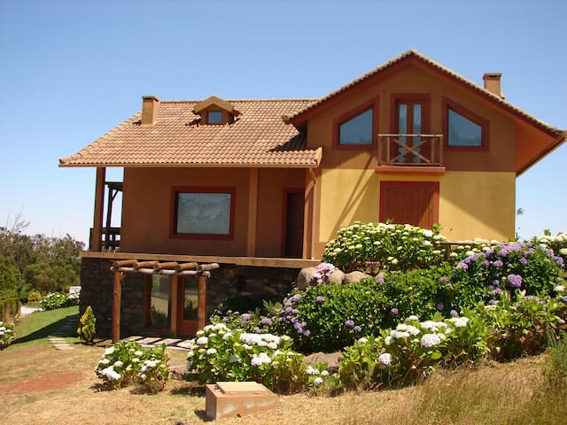 MONTE DA LAGOA, beautiful cottage!! - Santo António Da Serra - Pis