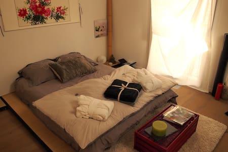 La chambre Zen - Yvonand
