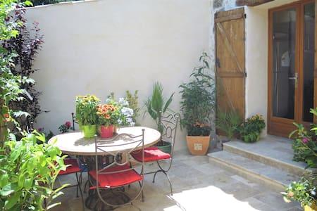Magnifique Appartement/maison duplex climatisé 4 p - Seillans - Wohnung