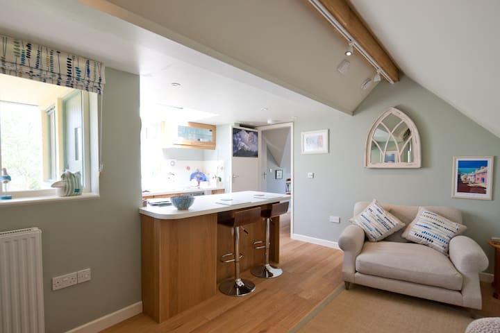 Fabulous little flat in Lyme Regis - Lyme Regis - Apartment