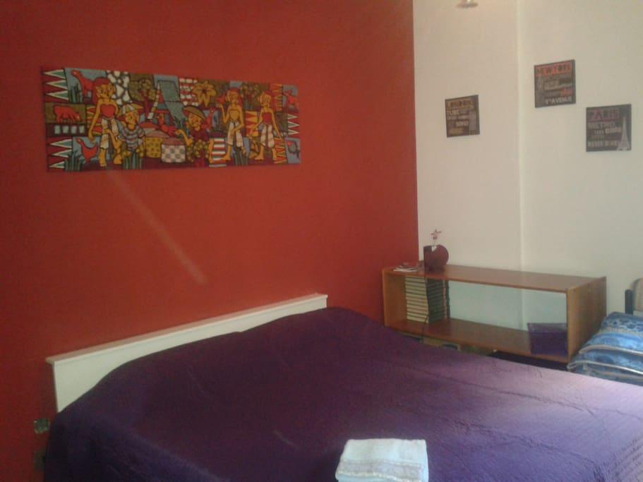 camera con bagno privato - Apartments for Rent in Palermo, Sicilia, Italy