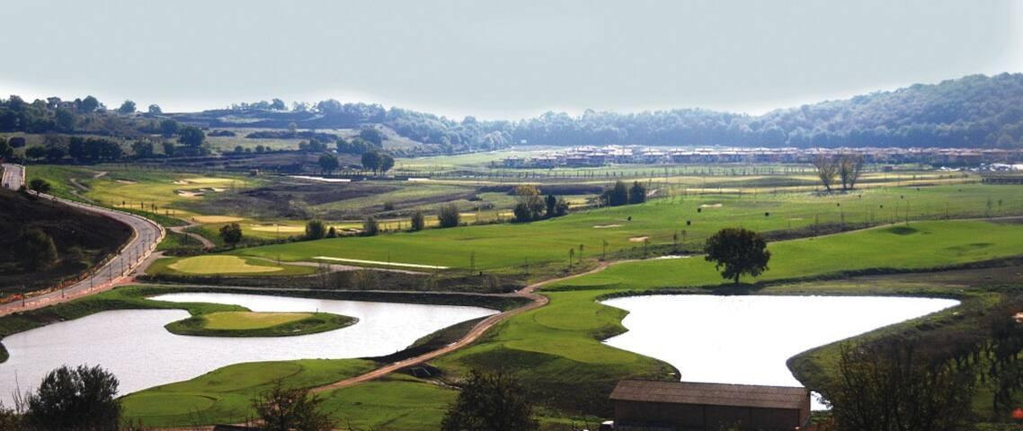 Campo da Golf 18 + 9 buche