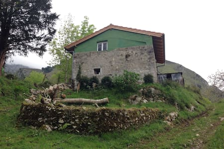 Beautiful Asturian Hut - Puron - Stuga