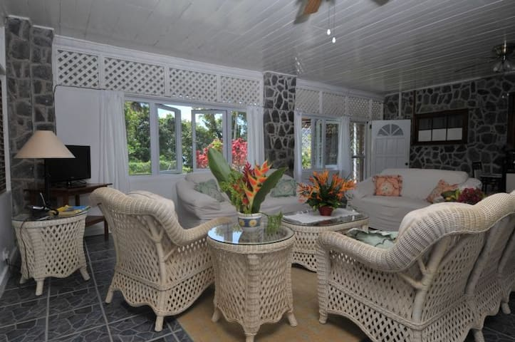 Soufriere Estate Holiday Residence. - Soufriere - Departamento