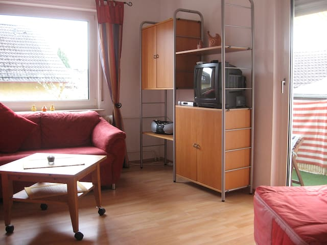 3 Zimmer-Wohnung für 1-5 Personen - Maintal - Apartment