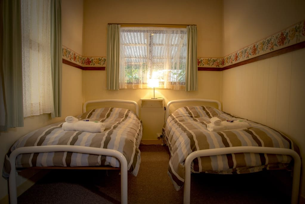 Cottage 4 - Twin beds