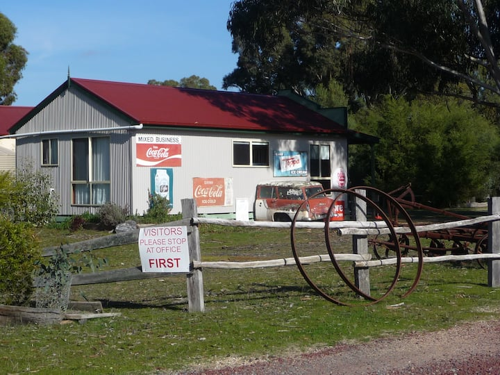 """J and Ms General Store"" Old DadswellTown."