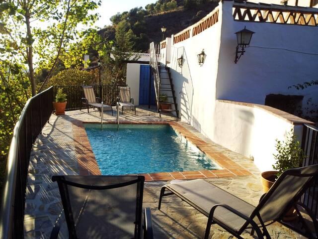 Casa Antonio, una casita con intimidad - Málaga - Haus