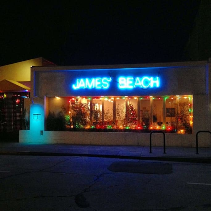 Photo de James' Beach
