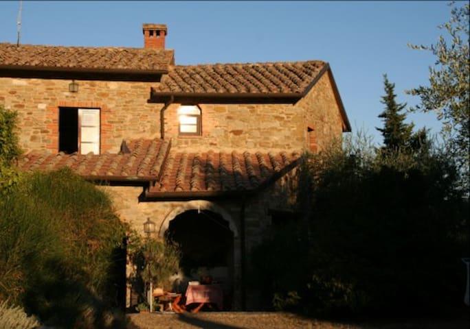 Tranquility at Castello di Gaiche - Piegaro - Blockhütte