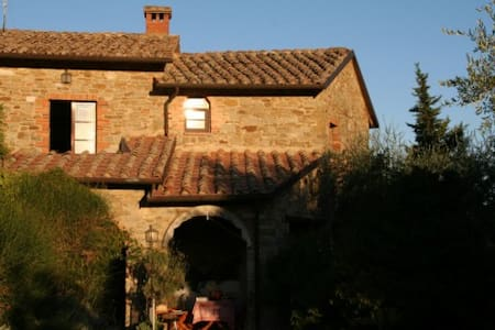 Tranquility at Castello di Gaiche - Piegaro