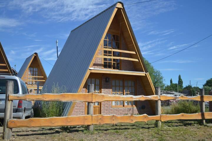 Bungalow en Trevelin, Patagonia