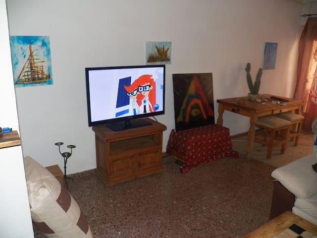 PISO MUY CENTRICO TODO CERCA! - Cartagena - Apartment