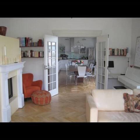 Apartment in Hellerup