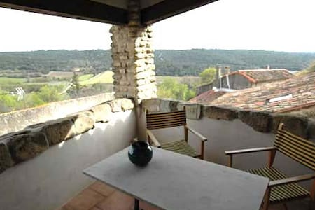 L'été 2014 dans le Gard!!! - Montpezat