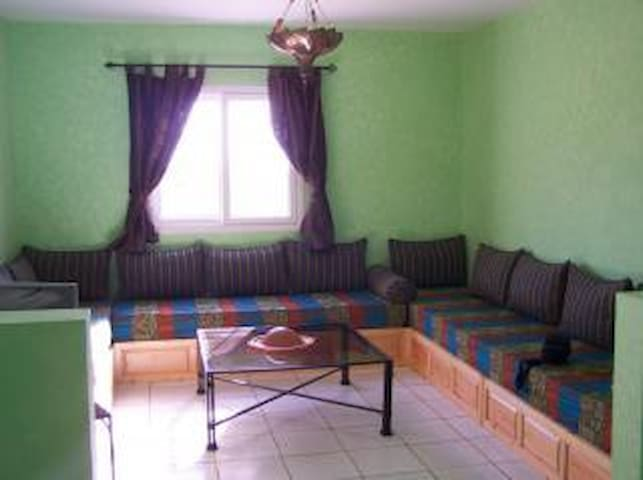 Cosy and charming flat - Ghazoua - Byt