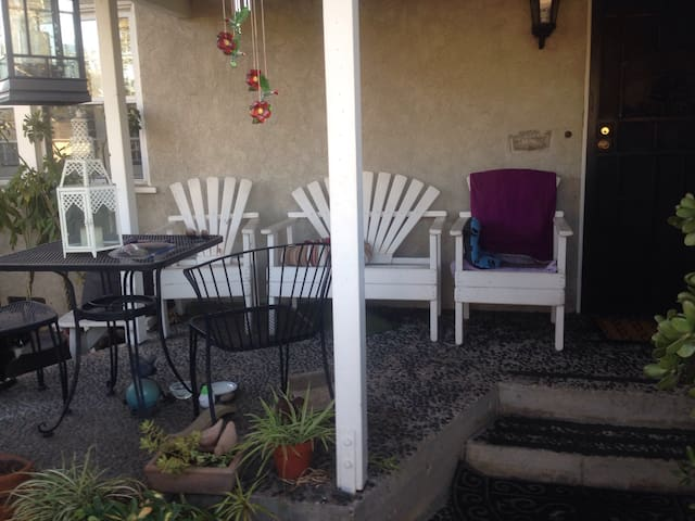 Charming large room near Universal - Los Angeles - Ev