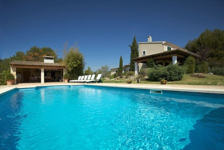 Amazing country house with pool - Santa Maria del Camí - House
