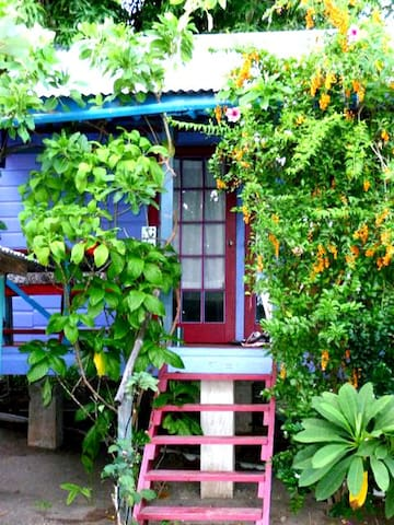 Adorable Beachfront Cottage  - Treasure Beach - Xalet