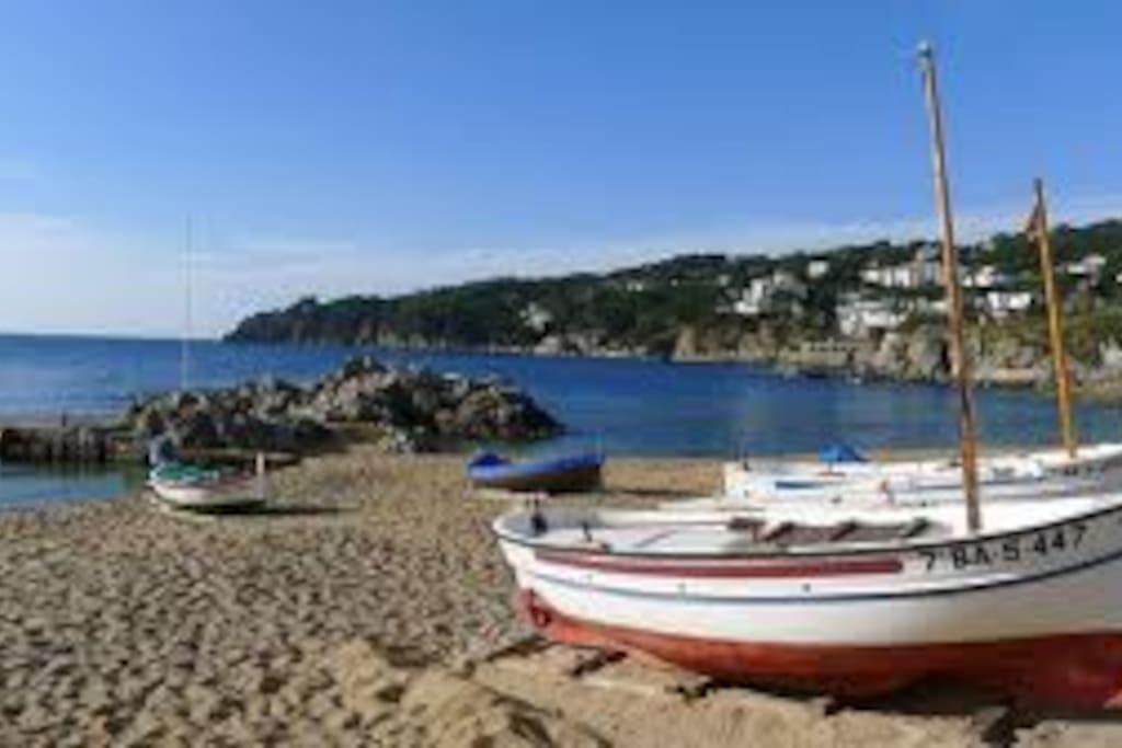 Playa de Llafranc