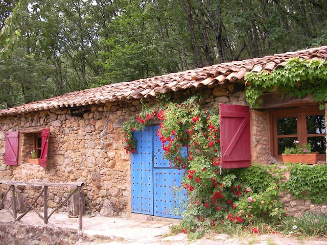 Mountain cottage - Garganta la Olla - Ev