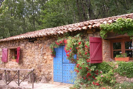 Mountain cottage - Garganta la Olla - Hus