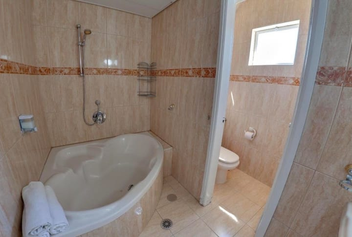 #3. Couple room with your own bathroom