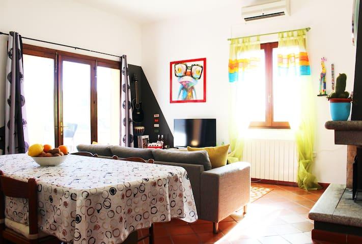 Your Comfort House in Sardinia - Bari Sardo - Huis