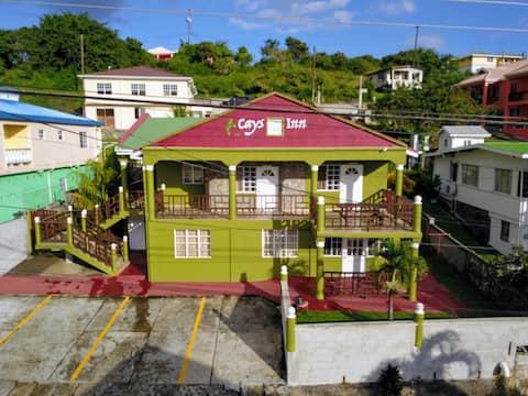 Cays Inn - Single Bedroom