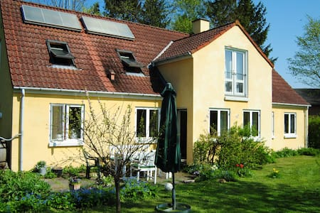 Fully equipt appartment in villa - Roskilde County