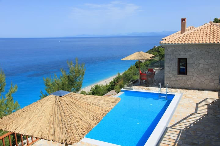 Milos Paradise Private Luxury Villa Iris - Agios Nikitas - Vila