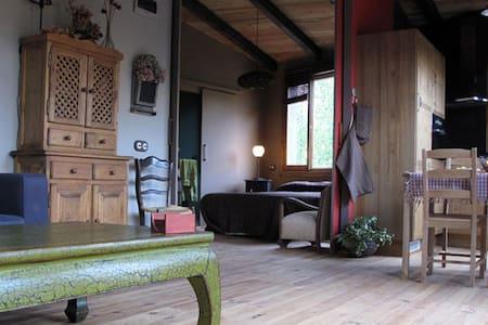 ALOJAMIENTO LAS HORAS PERDIDAS - Manzanares el Real - Haus