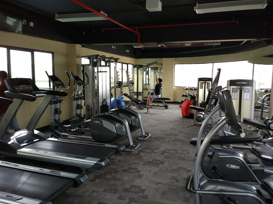 Residence Gym Facility