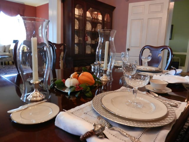 Grice-Fearing House Bed & Breakfast - Elizabeth City - Bed & Breakfast