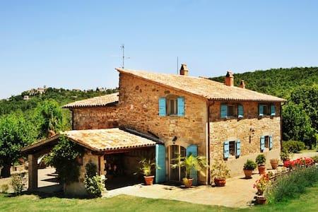 Maison de charme Le Murelle Umbria - Baschi