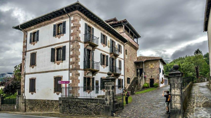 Palacio Jauregia de Irurita