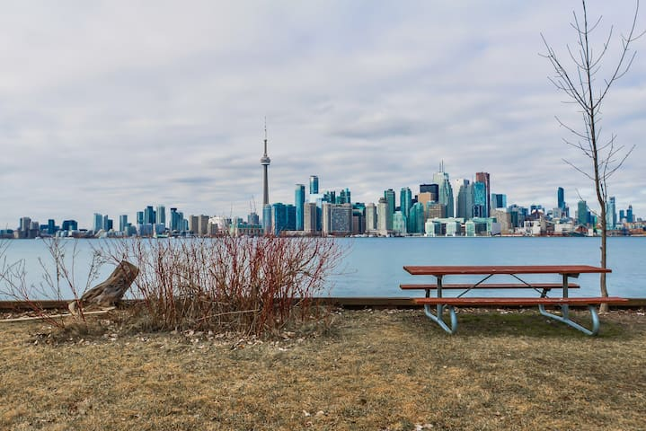 Toronto Island Yoga -- 1 Day Yoga