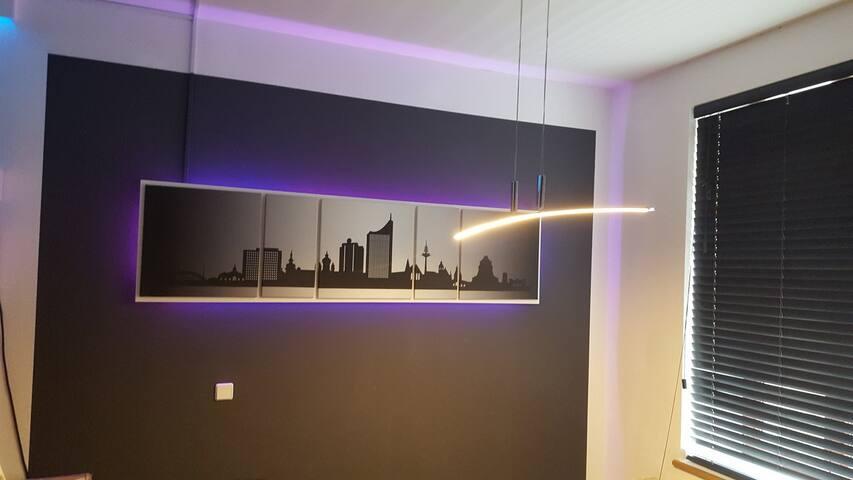 Studio in Downtown Leipzig - Zentrum - nähe Arena