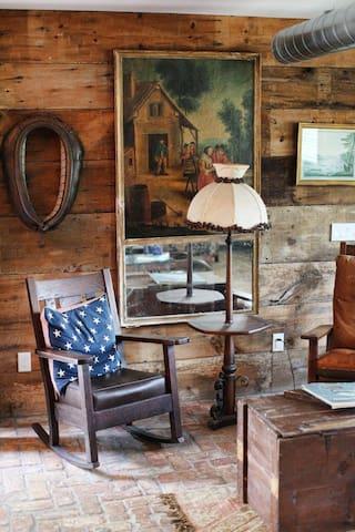 "Enjoy a 1786  Historic ""Treasure""-Caleb Stark"