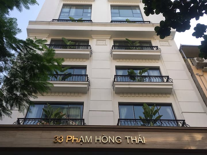 Thang Long Apartment