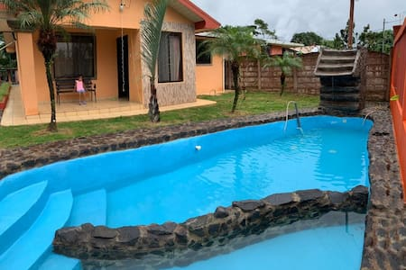 Beautiful Country House near Arenal Volcano