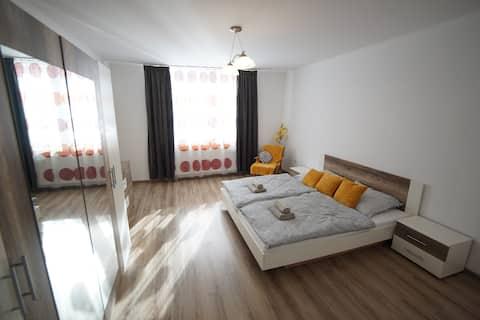 Apartmán v centre Martina